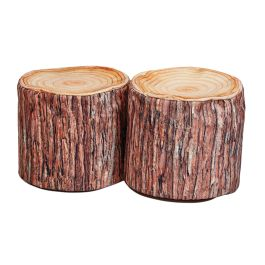 Millhouse Early Years Large Log Seat - Set of 2