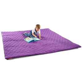 Children's Quilted Large Square Play Mat