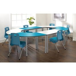 Rectangle Meeting Room Table, MDF edge