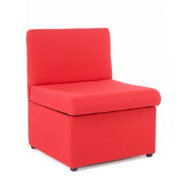 Modular Reception Seating Chair - Without Arms