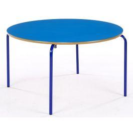 Metalliform Nursery Circular Classroom Table