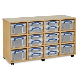 Monarch Really Useful Combination Classroom Storage Unit