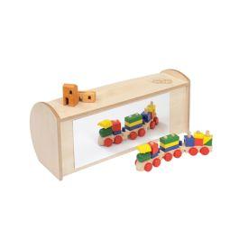 Mini Range Shelf Unit with Mirror