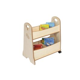 Toddle Range Mobile Wooden Storage Unit