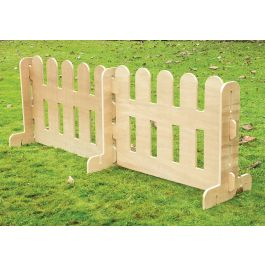 Leave Me Outdoors Children's Play Fence Panels