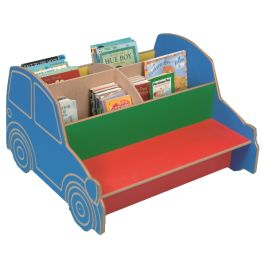 Car Themed Kinderbox - Multi Colour