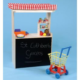 Children's Role Play Shop and Puppet Theatre