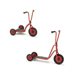 Winther Viking Twin Wheel Scooter with Wide Base Bundle Deal