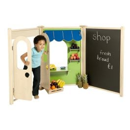 PlayScapes Role Play Panel - Shop Set