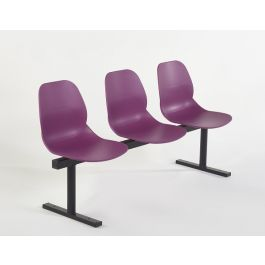 Shoreditch Polypropylene Beam Seating Unit