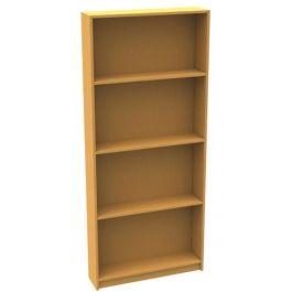 Standard Wooden Office Bookcase