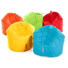 Quilted Toddler Beanbags - Set of 5