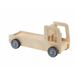 Giant Wooden Nursery Play Vehicles - Flat Bed Lorry