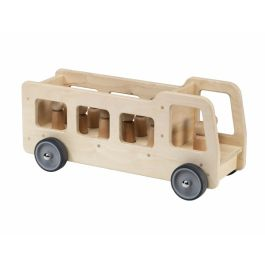 Giant Wooden Nursery Play Vehicles - Bus