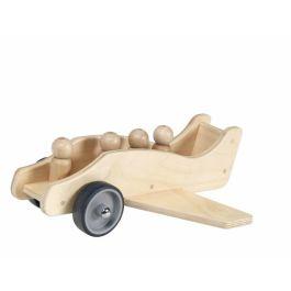 Giant Wooden Nursery Play Vehicles - Aeroplane