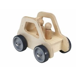Giant Wooden Nursery Play Vehicles - Giant Car