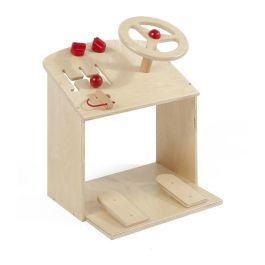 Millhouse Role-Play Wooden Driving Centre