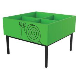 Children's Static Snail Kinderbox