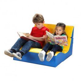 Ergo Vari Double Seat Children's Folding Chair