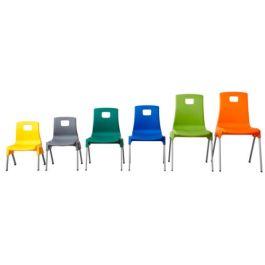 Metalliform ST Classroom Chairs