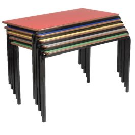 Stacking Rectangle Classroom Table