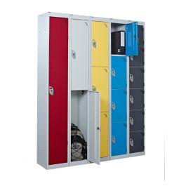 QMP Standard Locker with Germ Guard Active Technology