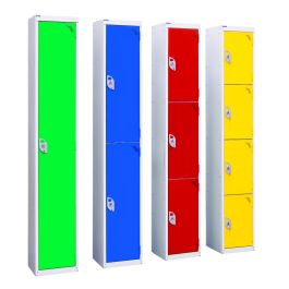Steel Splash Lockers