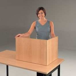 Table Top Folding Lectern