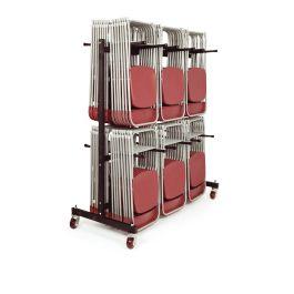 Titan 140 Folding Chair Hanging Trolley