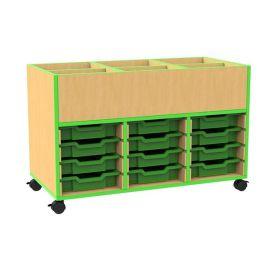 Edge Children's Kinderbox with 12 Trays