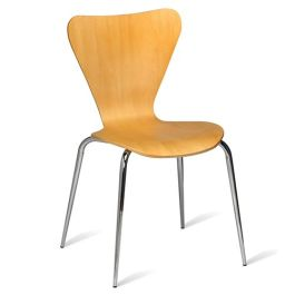 IZZA Plywood Cafe Side Chair
