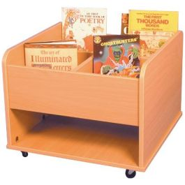Creche Mobile Wooden Kinderbox