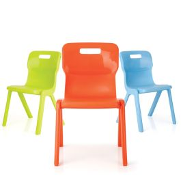 Titan One Piece Classroom Chairs