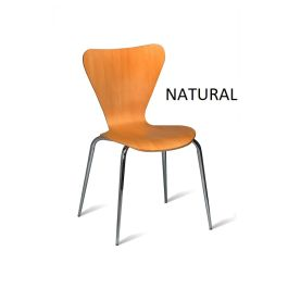 IZZA Heavy Duty Plywood Cafe Side Chair