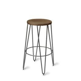 Trieste Contemporary Cafe High Stool