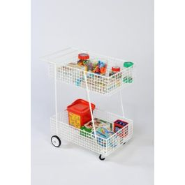 General Purpose Two Tier Trolley