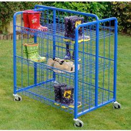 Maxi Wellie Storage Trolley
