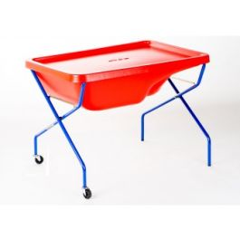 Rockpool Red Sand and Water Tub and Stand