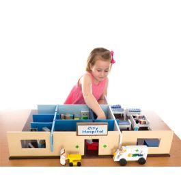 Children's Toy Hospital Play Set