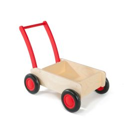 Early Years Wooden Push Cart