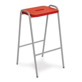 Hille MDF Flat Top Stool