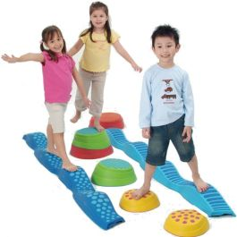 Weplay Wavy Tactile Balance Path
