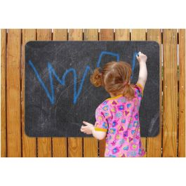 Children's Outdoor Playground Wall Mounted Chalkboard