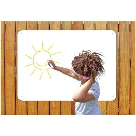 Children's Playground Outdoor Dry Wipe Board