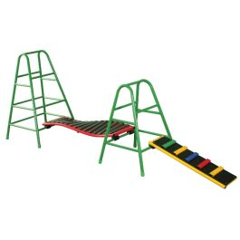 Outdoor Climbing Frame and Children's Gym - Set 2