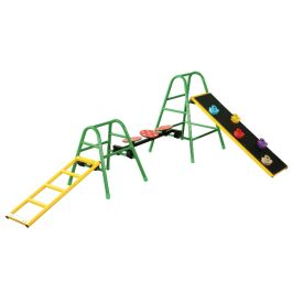 Outdoor Climbing Frame and Children's Gym - Set 3