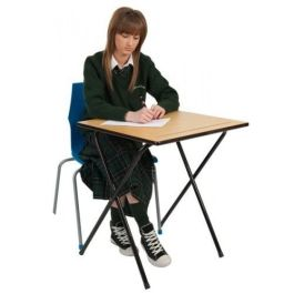 ZLITE Premium Folding Exam Desk
