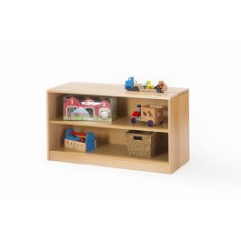Zona Children's Low 2 Beechwood Shelf Unit
