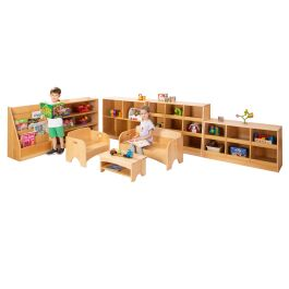 Zona Early Years Storage and Seating Set Bundle Deal