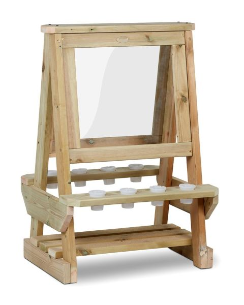 Early Years Outdoor 2 Sided Mark Making Easel